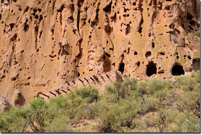 Indian Ruins, Bandelier National Monument