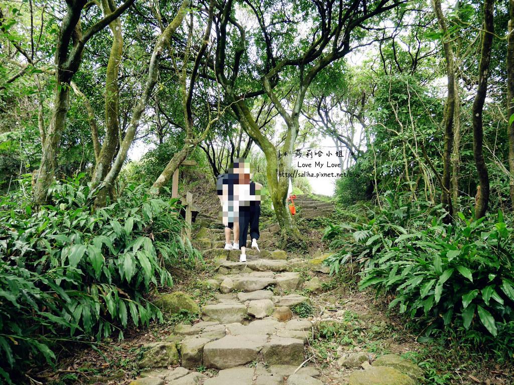 陽明山一日遊景點推薦絹絲瀑布步道 (19)