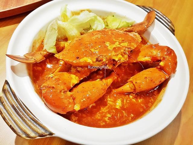 Claypot Chili Crab