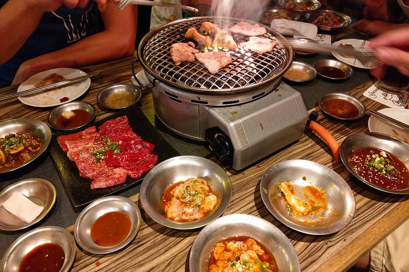 我那霸燒肉店 / Ganaha-Yakinikuten