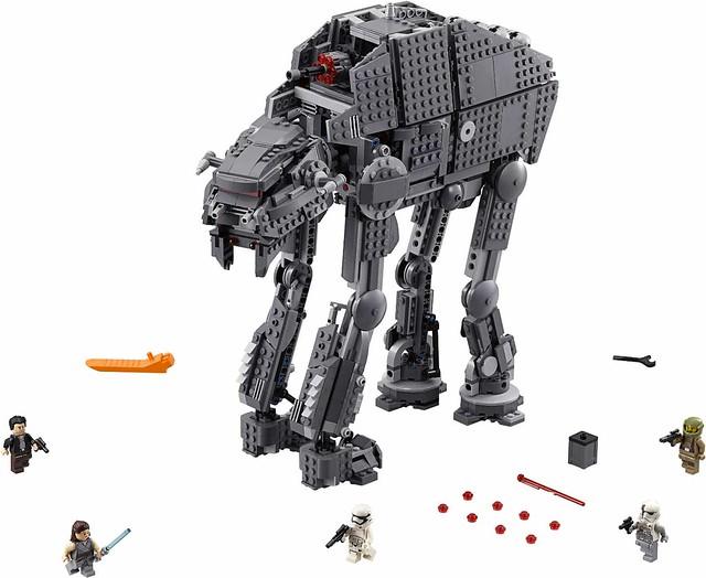 Oficjalne zdjęcia zestawów Lego Star Wars The Last Jedi  20