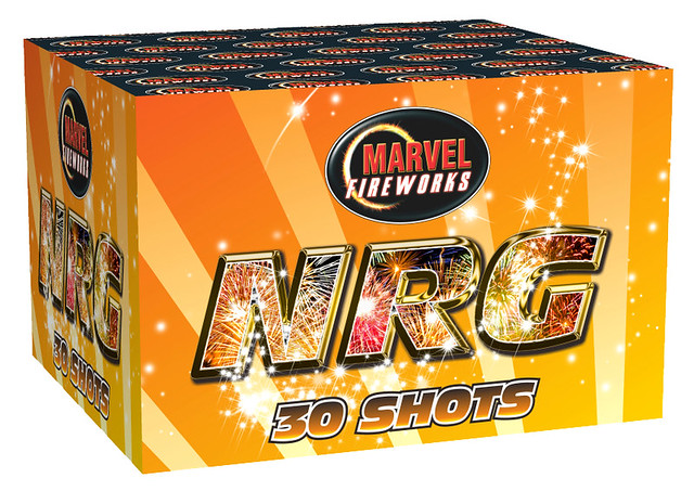 NRG Single Ignition Firework #EpicFireworks