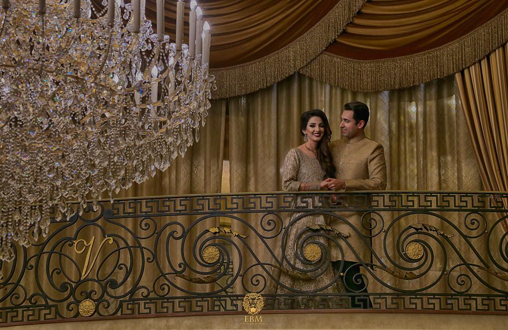Aqhsa & Nauman - Valima