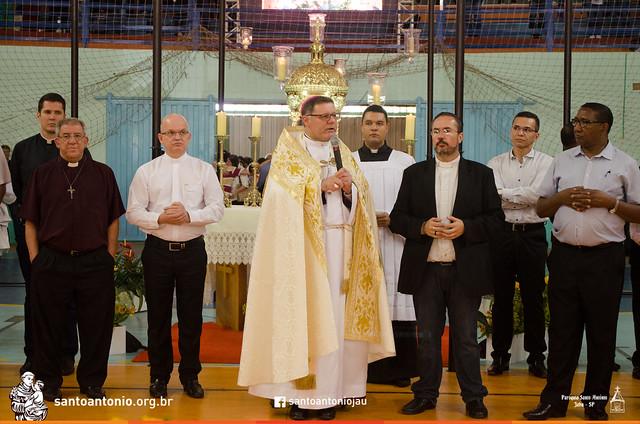 Encontro Diocesano dos Ministros Extraordinários da Sagrada Comunhão
