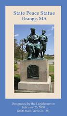 State Peace Statue, Orange, MA