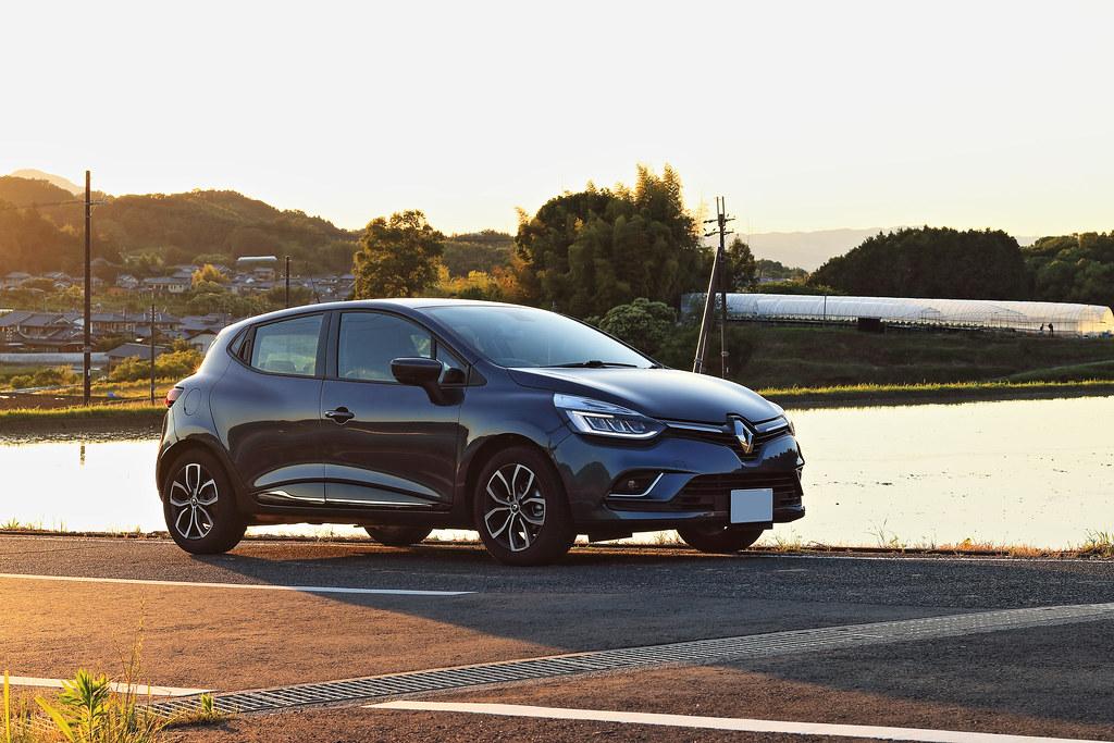 Renault CLIOⅣ Phase2 ZEN
