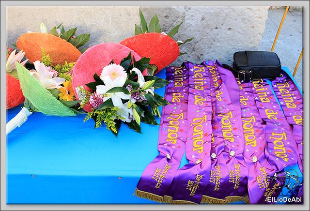 #BriviescaFiestas17 Lectura del pregón y Proclamación de las Reinas (4)