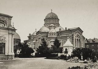 Воскресенская церковь. 1870е. Фото В. Краснокутского