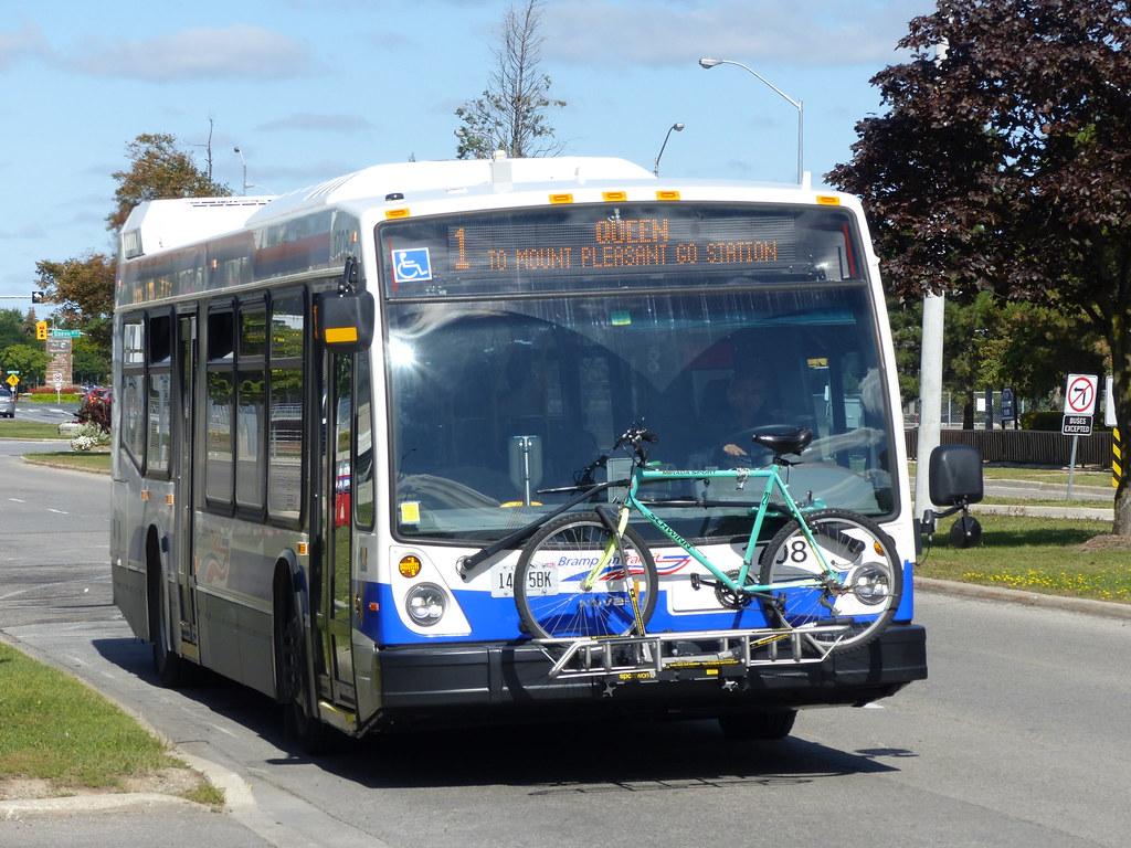 Brampton Transit #1708