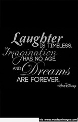 Celebrity Quotes : Laughter is timeless...