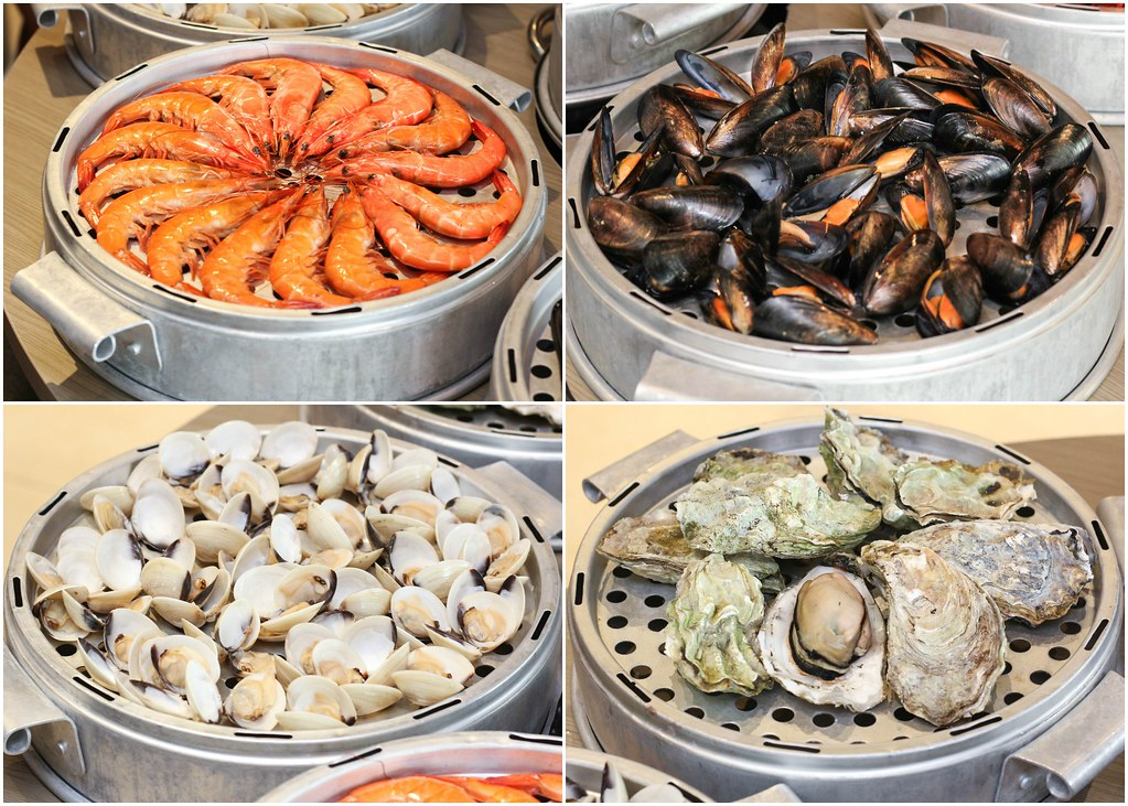 Captain K Seafood Tower: Seafood Tower