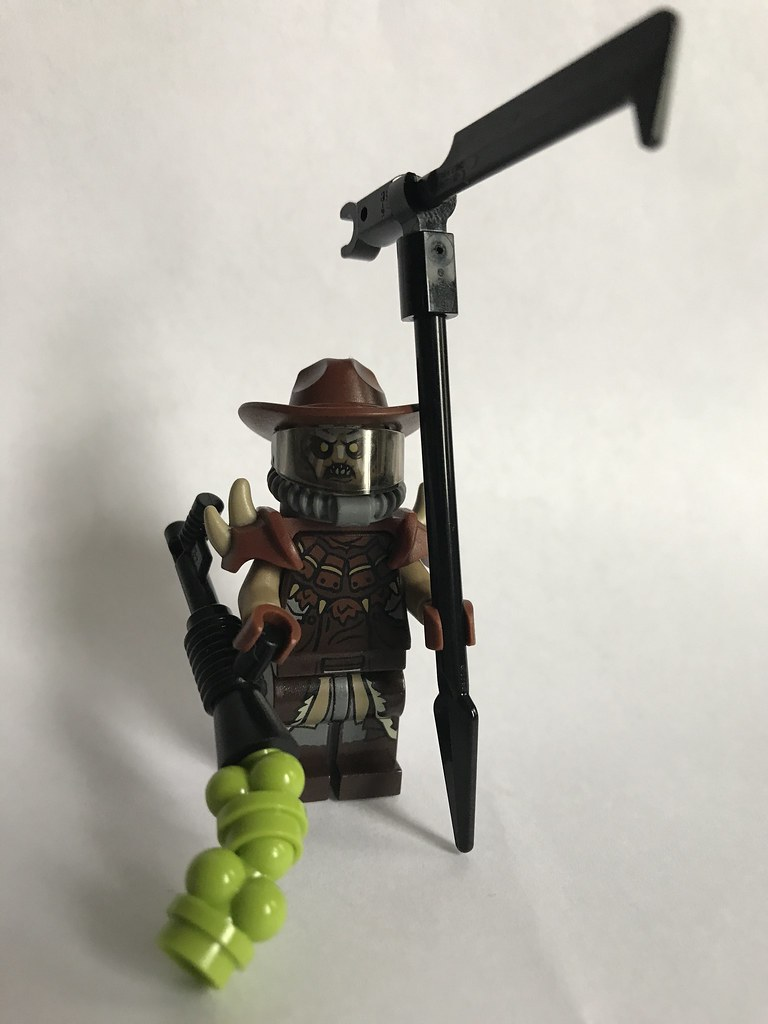 Scarecrow(because why not?)