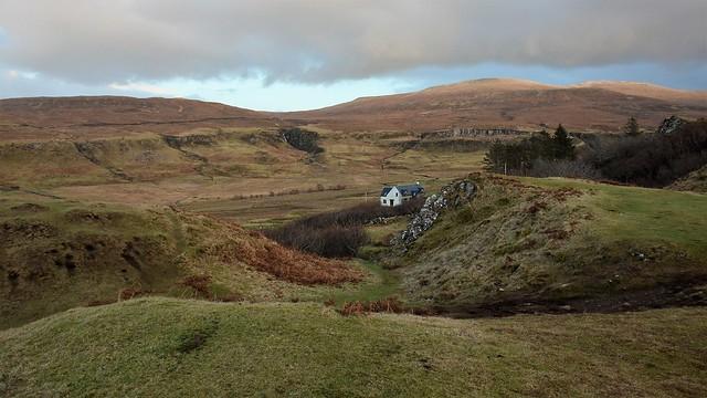 Faerie Glen, Isle of, Nikon D7100, AF-S DX Nikkor 18-300mm f/3.5-5.6G ED VR