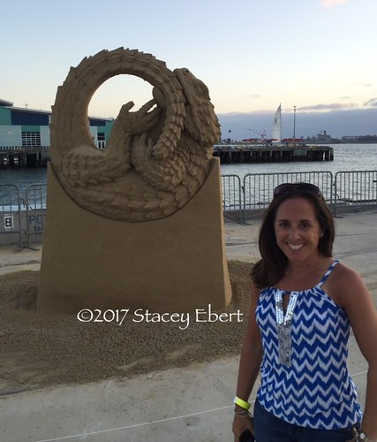 International Sand Sculpting Competition. From Through the Eyes of an Educator: Touring Home