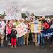 Save Millport Pier Protest