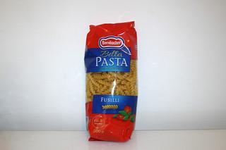 14 - Zutat Fusilli / Ingredient fulsilli