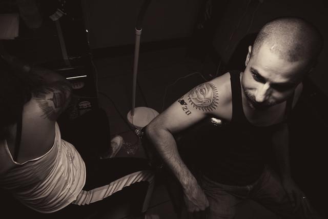 Tribute Tattoo