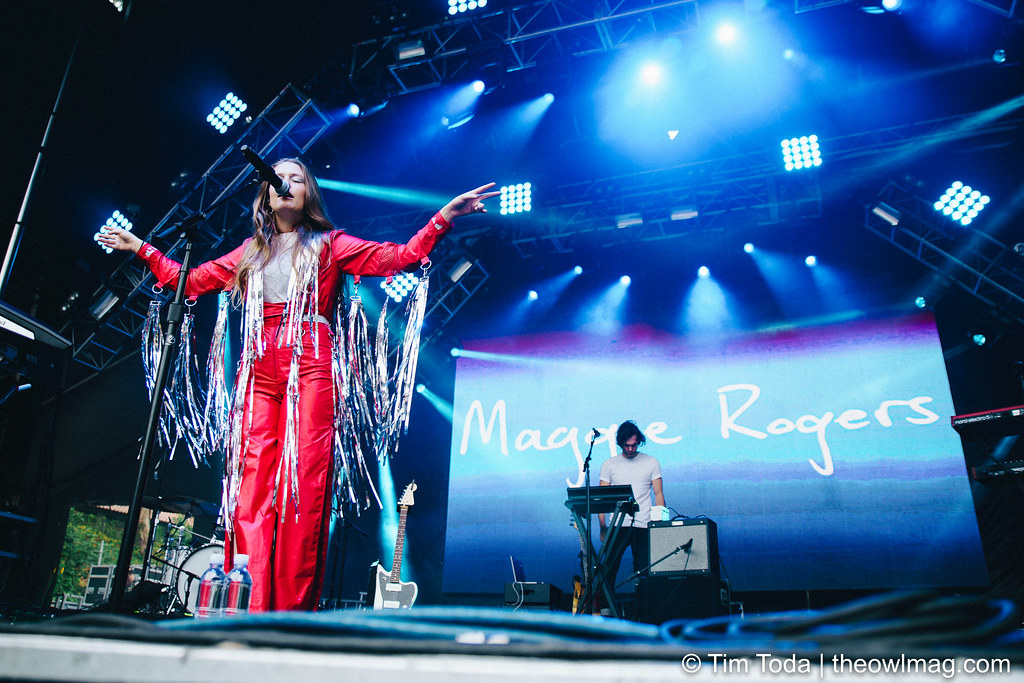 Maggie Rogers - DAY 3- OSL 8-12-17-1