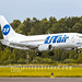 Boeing 737 UTair Airlines at Pulkovo ( LED), Saint-Petersburg, Russia by The best from aviation