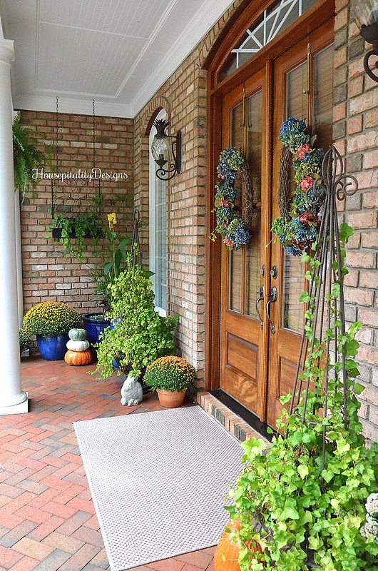 Fall Porch 2016-Housepitality Designs