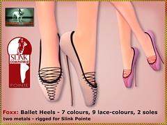 Bliensen - Foxx - Ballet Heels 1