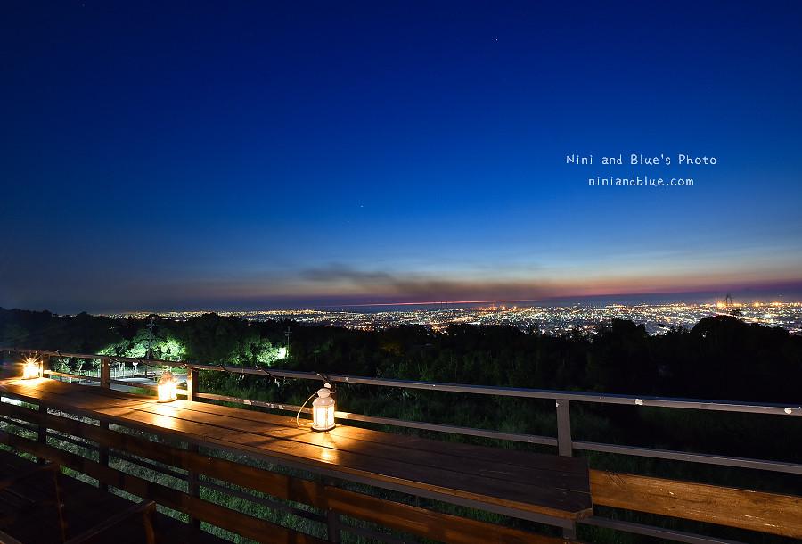 台中夜景亟餐廳庭園餐廳03