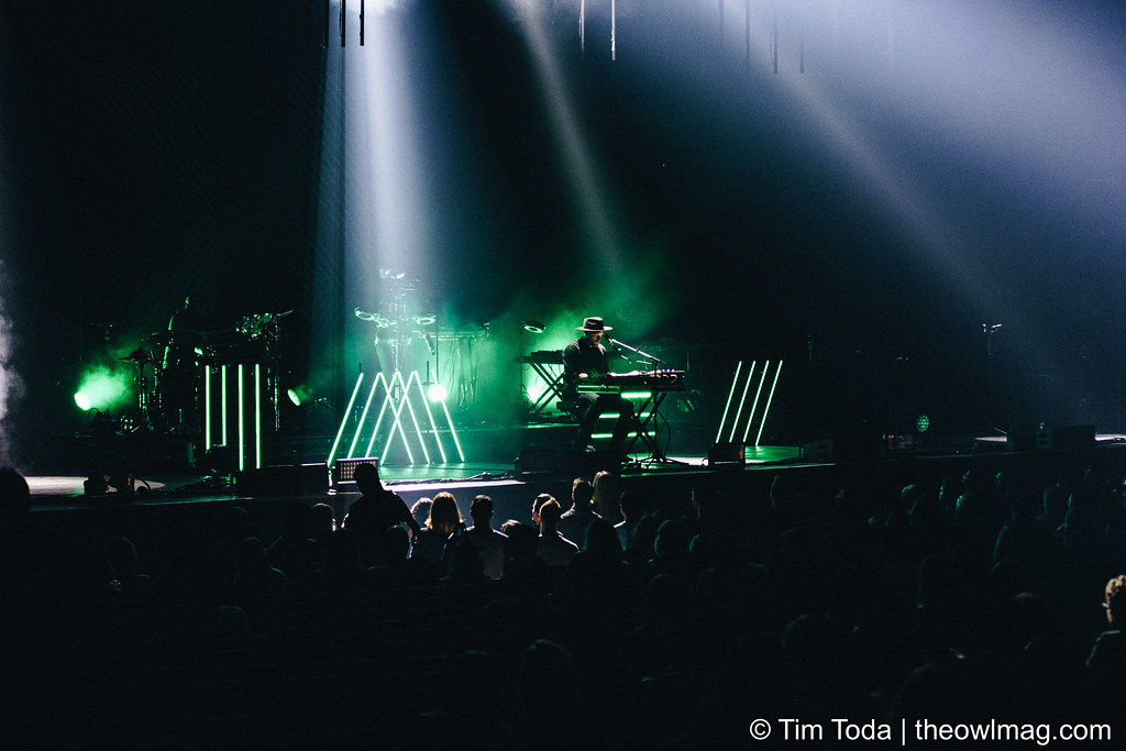 SOHN @ Shrine Auditorium, LA 8-10-17-2