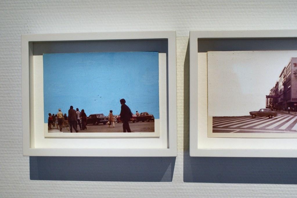 Oeuvre de Marina Abramović au Musée d'art contemporain Louisiana près de Copenhague.
