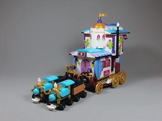 Gypsy Steam Vardo