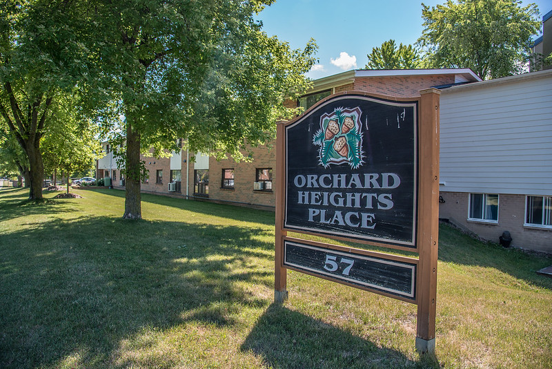 Housing Location: 57 Orchard Heights Place