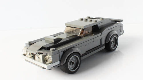 Lego John Wick Ford Mustang Boss