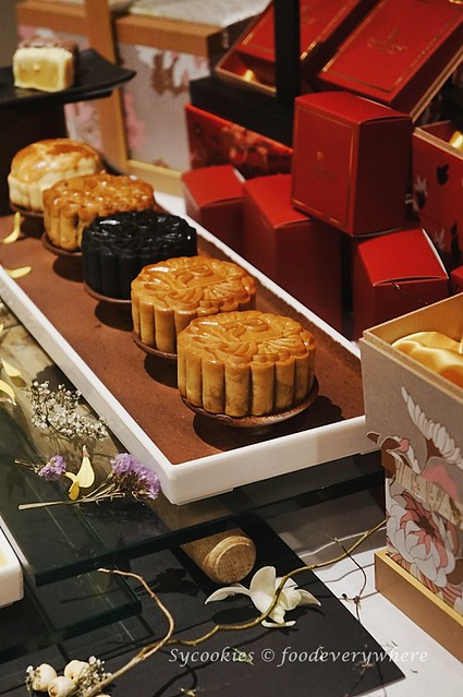 14.Celebrating Malaysia with mooncake and duck at the Renaissance KL
