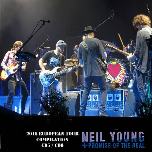 Neil Young + Promise of the Real - 2016 European Tour Compilation