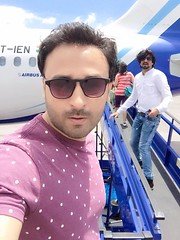 Off to Gujarat Now from Port Blair to Celebrate Independence Day ??  LIVE : Instagram.com/JaeyGajera #JaeyGajera #PortBlair #IndependenceDay #Surat #Gujarat