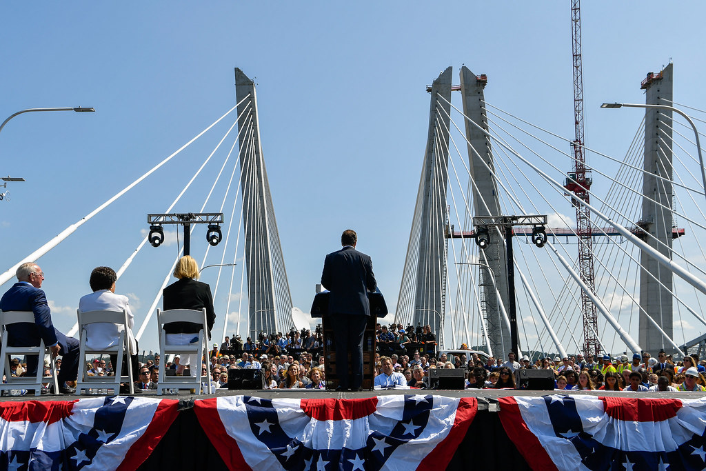 Governor Cuomo Announces Opening of First Span of the Governor Mario M. Cuomo Bridge