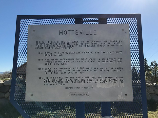 Nevada Historical Landmark #121