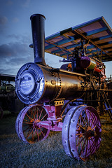 Advance Rumely Co. Steam Engine