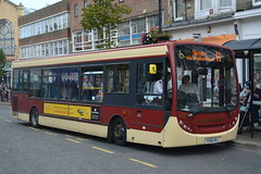 0352 YX56 HVJ Scarborough & District