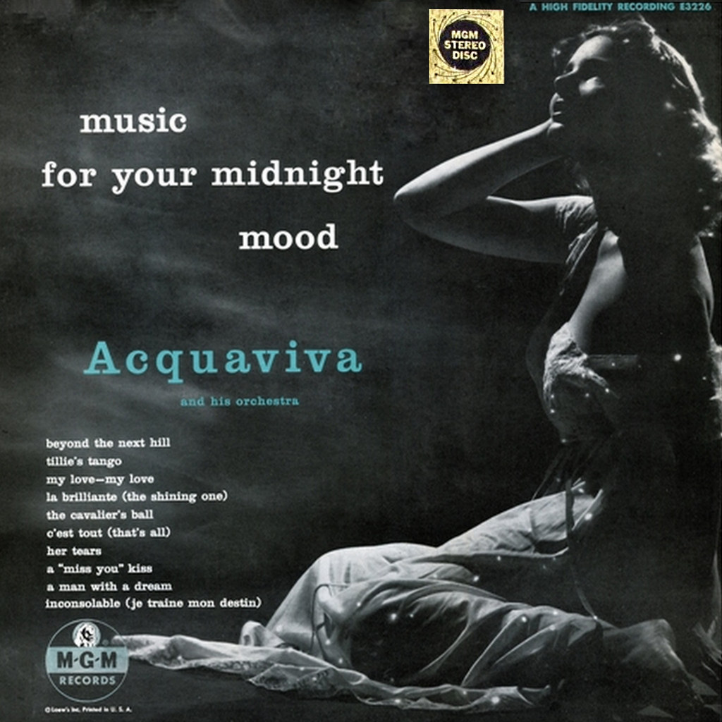 Acquaviva - Music For Your Midnight Mood