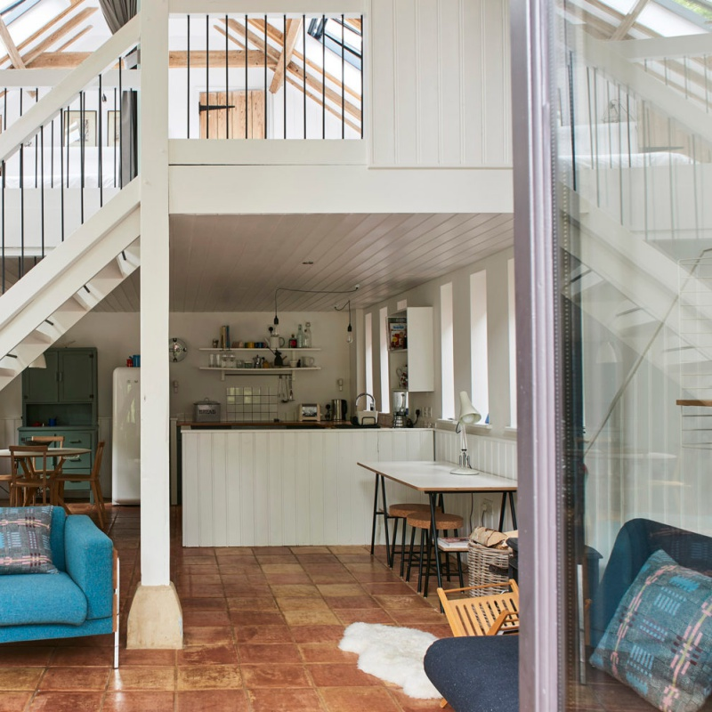 Beautifully Crafted Converted Coach House in Laxfield Suffolk