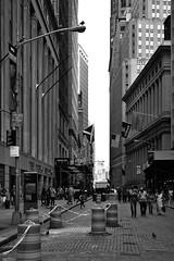 Wall Street 4 B&W
