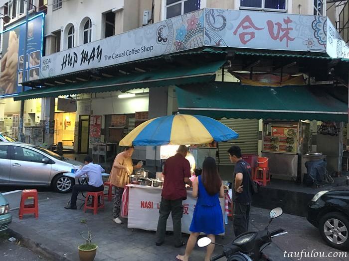Nasi Lemak Kota Damansara (1)