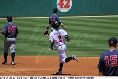 2016-06-29 2015 BASEBALL Gwinnett Braves @ Indianapolis Indians
