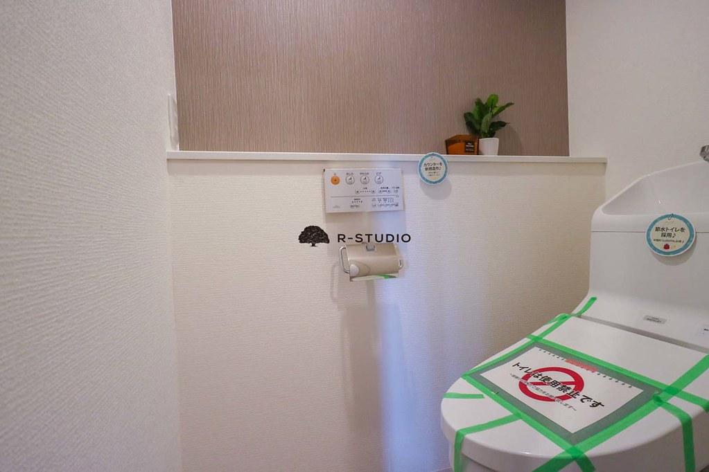 トーア由比ガ浜マンション:トイレ