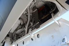 EAA2017Fri-0224 Douglas TA-4J Skyhawk 158141 N234LT - nose wheel well