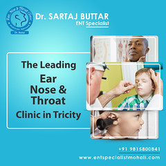 The Leadind Ear, Nose & Throat Clinic in Tricity