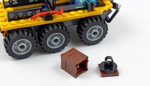 LEGO City Jungle 60161 Jungle Exploration Site 50