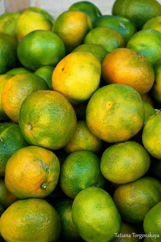 Черногорские мандарины