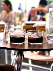 black vermouth at bar kasparo