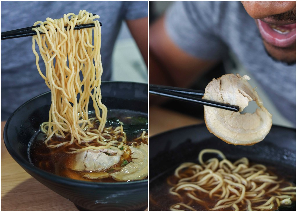 Yishun Park Hawker Centre: Japan Ramen